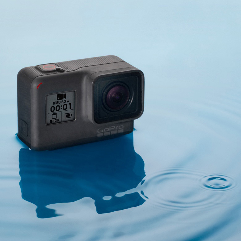 GoPro представила камеру HERO