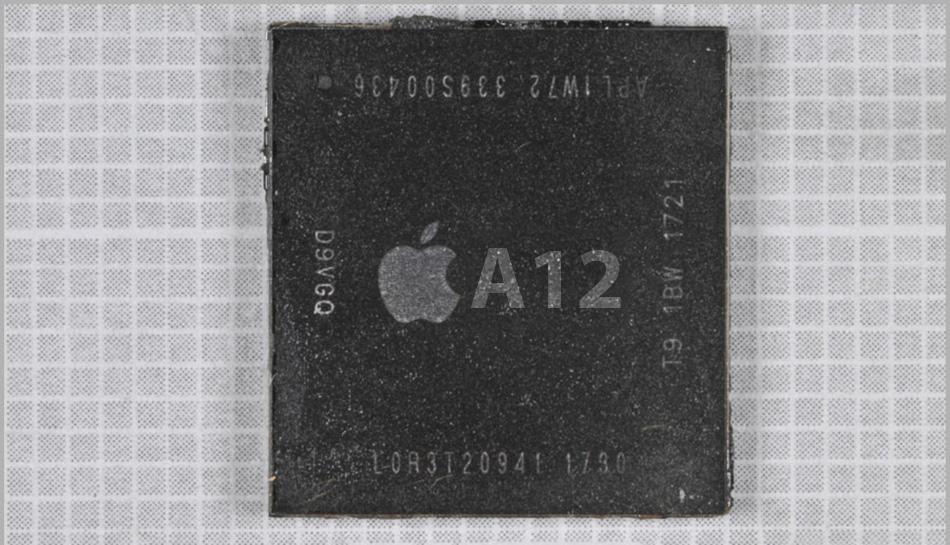 Вглобальной web-сети появились новые детали опроцессоре Apple A12