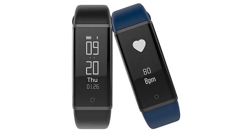 Фитнес-браслеты Lenovo HX03 Cardio иHX03 °F Spectra умеют отслеживать сердечный ритм
