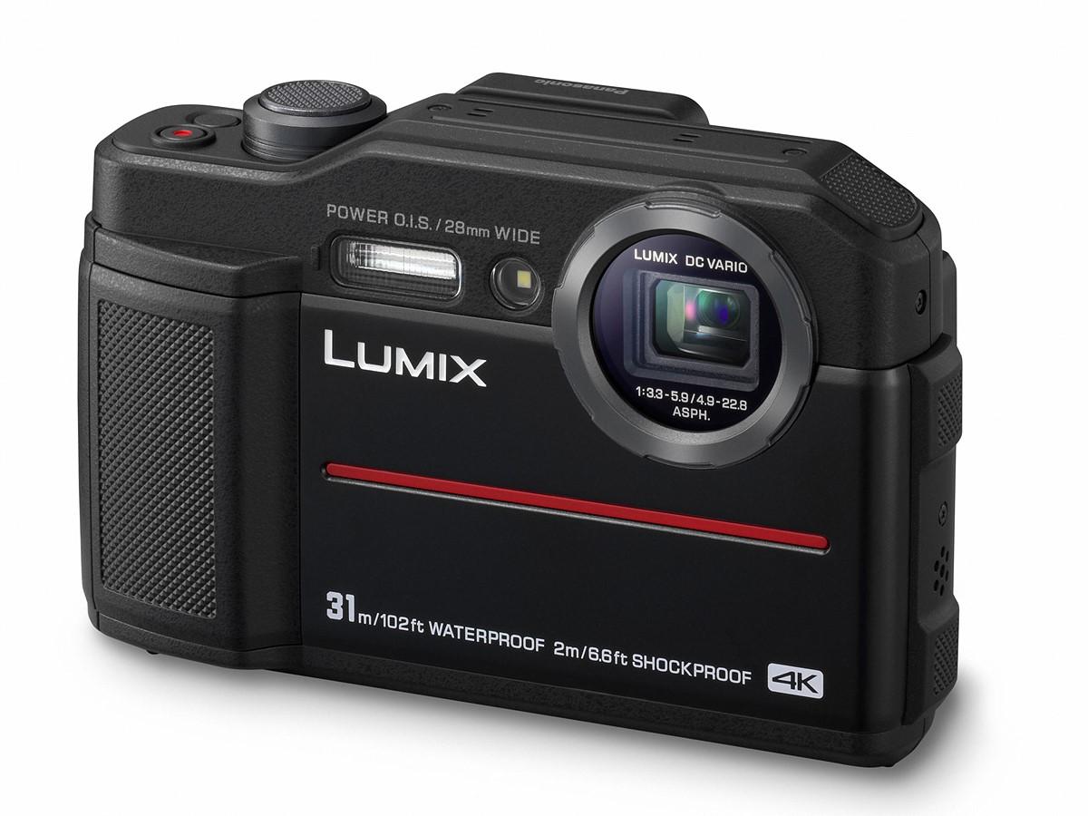 Panasonic Lumix DMC-FT7: защищённый фотокомпакт сэлектронным видоискателем