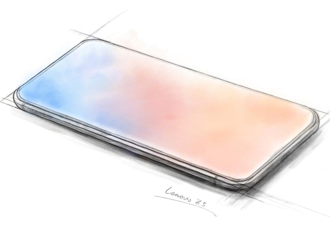 Lenovo Z5 может оказаться первым смартфоном который превзойдёт iPhone X в вопросе тонкости нижней рамки