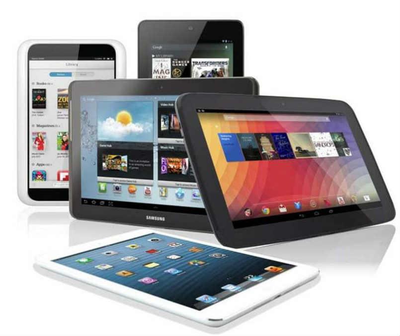 Поставки планшетов в сегодняшнем квартале должны побить новый антирекорд