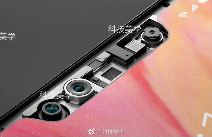 Опубликовано изображение 3D-камеры смартфона Xiaomi Mi 8 7211e0782b382