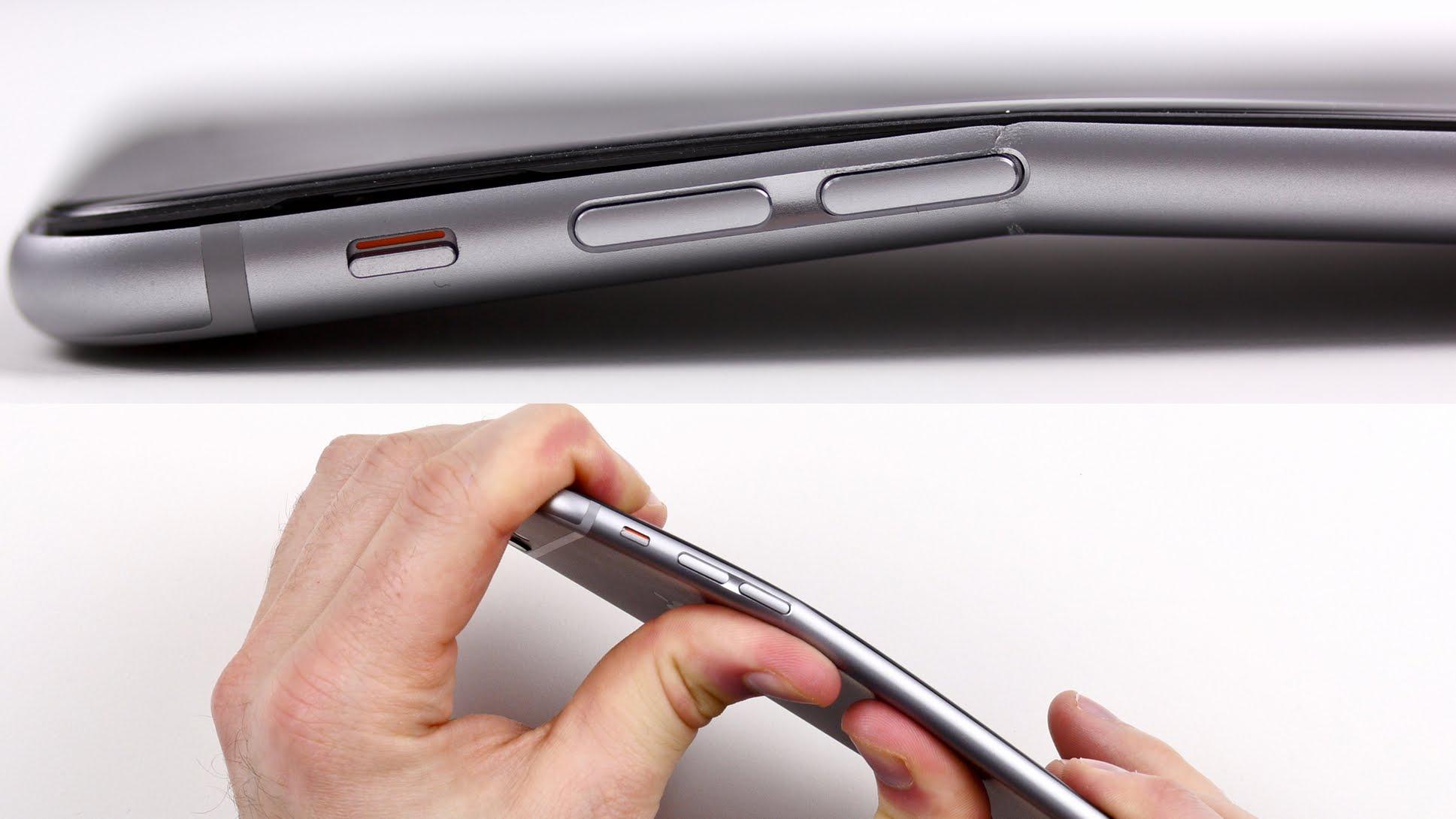 Apple знала, что iPhone 6 может гнуться, однако все равно выпустила смартфон