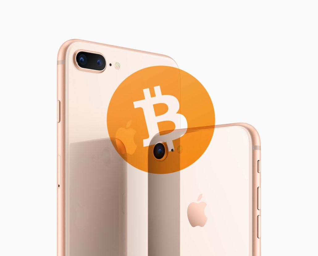 Apple запретила майнить криптовалюты на собственных устройствах