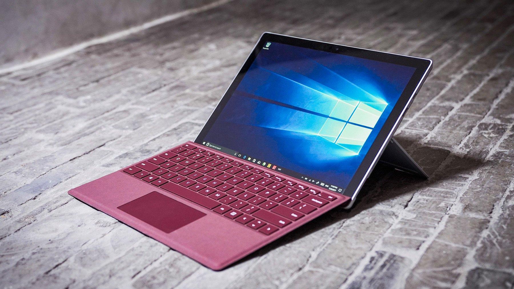 Бюджетный планшет Microsoft Surface за $400 представлен официально