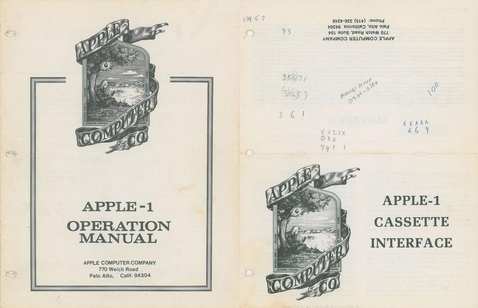 Уникальный компьютер Apple-1 выставлен насентябрьский аукцион