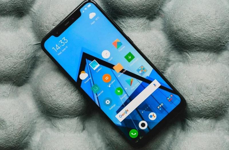 Xiaomi Pocophone F1 протестирован напортале AnTuTu