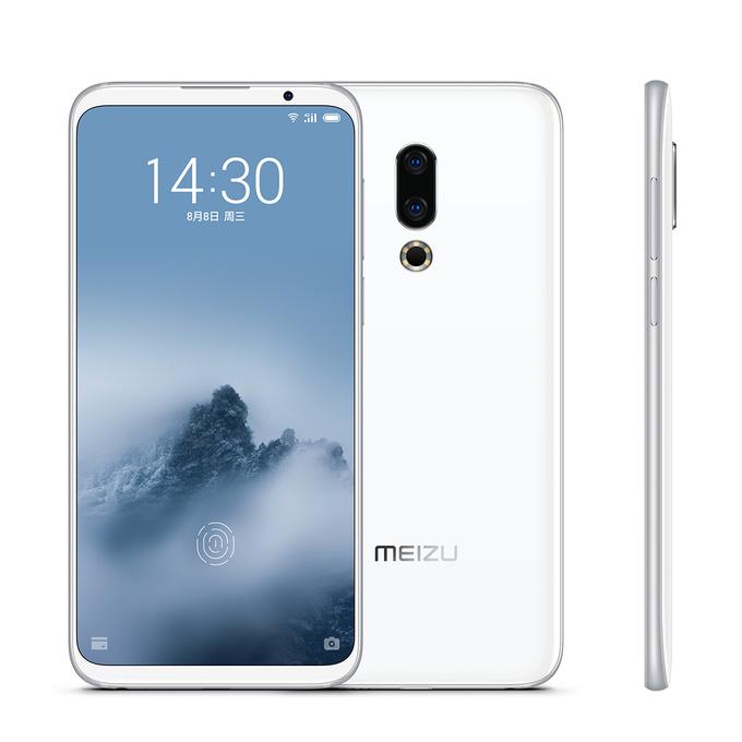 6da5b96899f6d Представлены флагманские смартфоны Meizu 16 и Meizu 16 Plus: цена  начинается с отметки $395