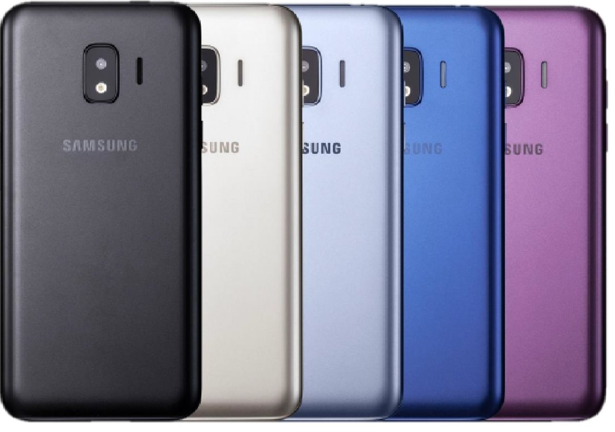 Самсунг Galaxy J2 Core показался нарендере