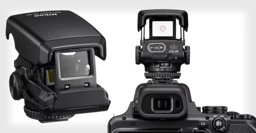 Nikon представила свои первые беззеркальные камеры
