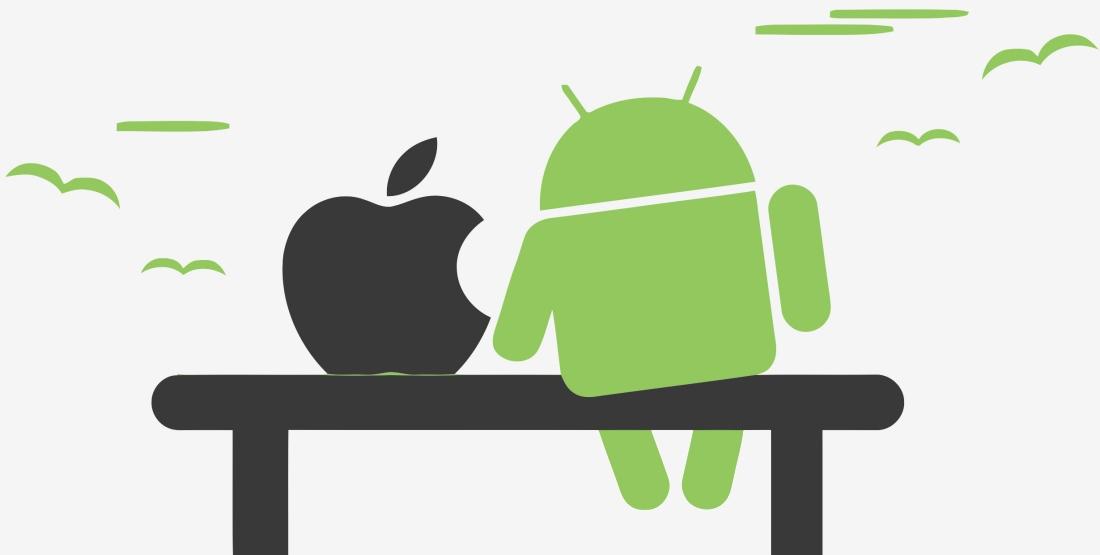 Картинки по запросу андроид или айфон