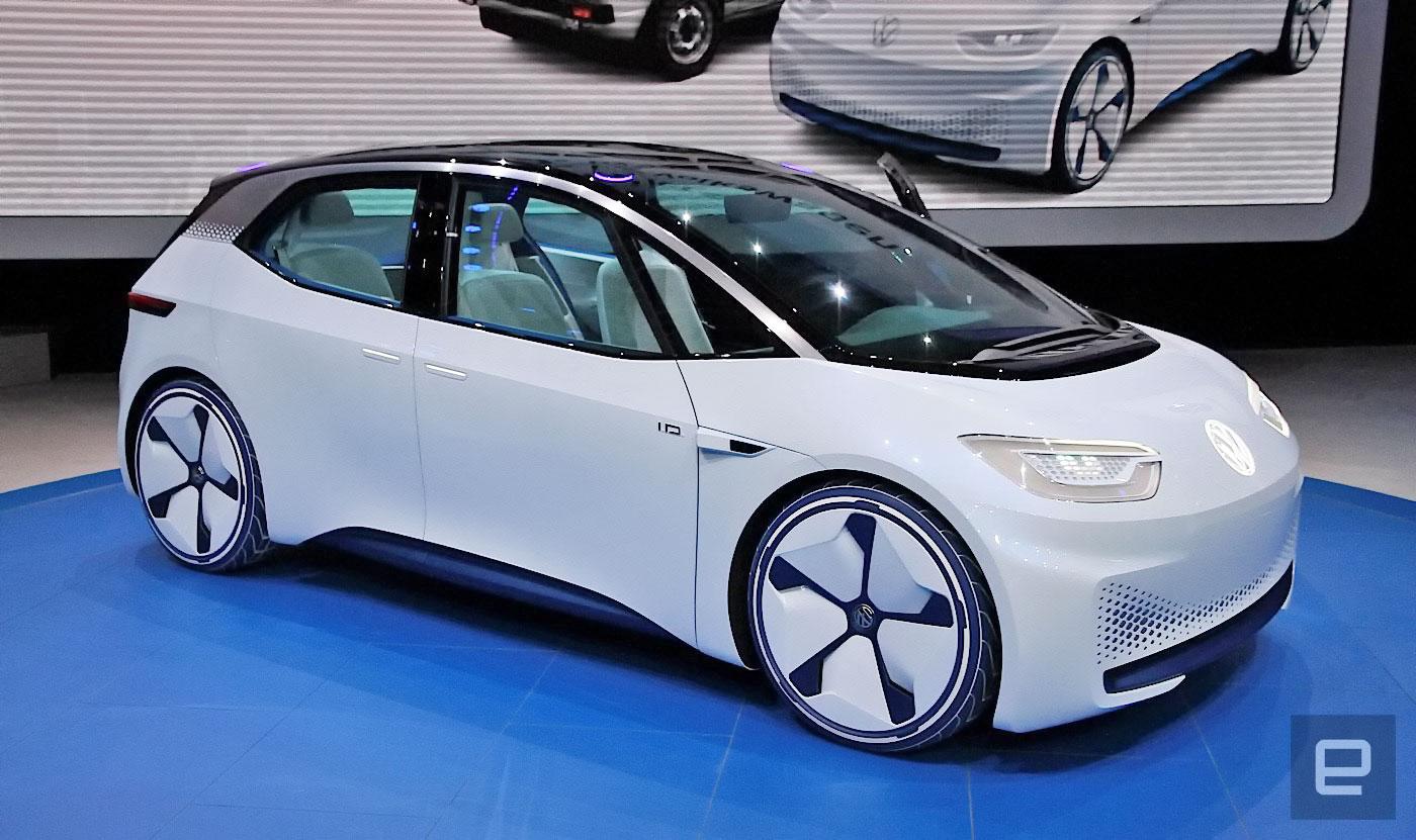VW иMicrosoft договорились опартнерстве. Что будут производить?