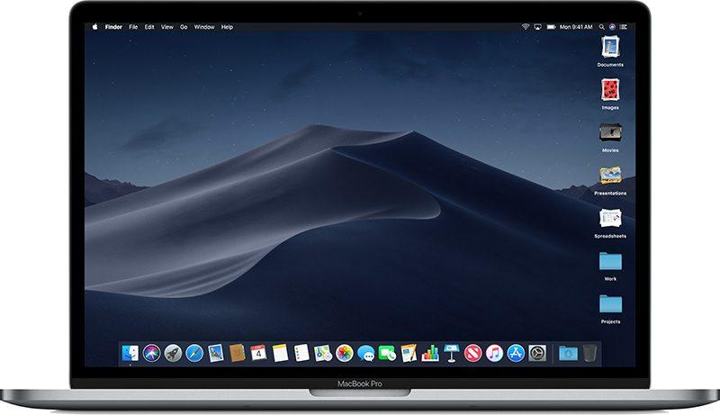 Вышла заключительная версияОС macOS Mojave отApple