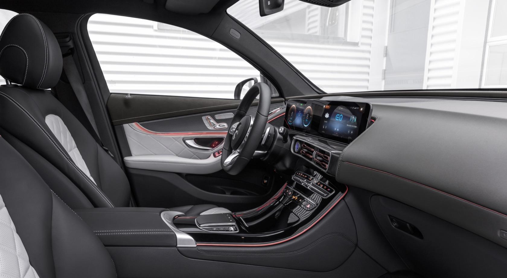 Benz запустил электрокар сзапасом на480км пути