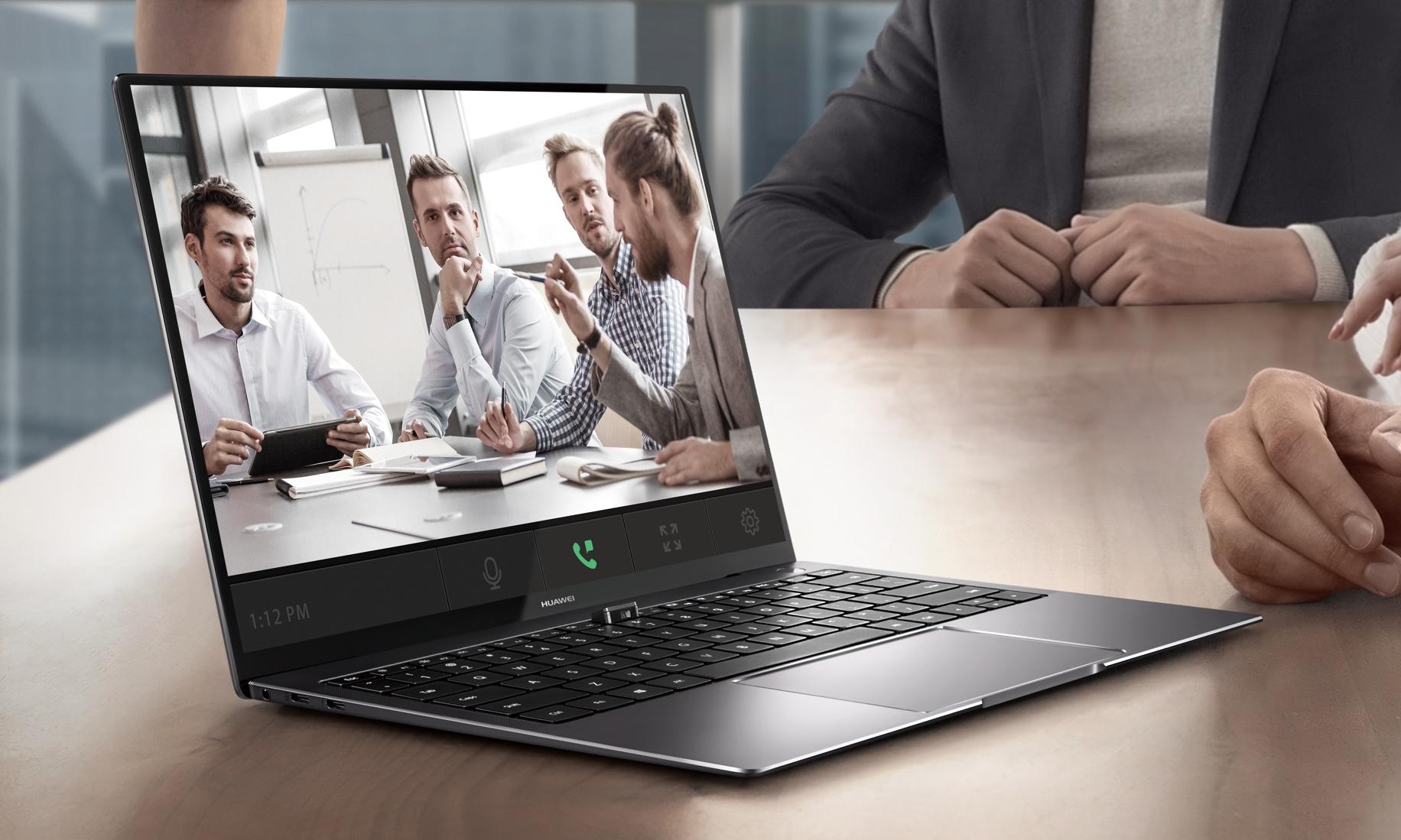 Стартуют продажи ноутбука Huawei MateBook XPro за100 тыс. руб.