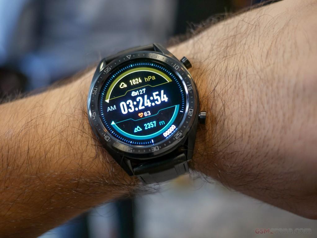 f430c835c03c Представлены умные часы Huawei Watch GT