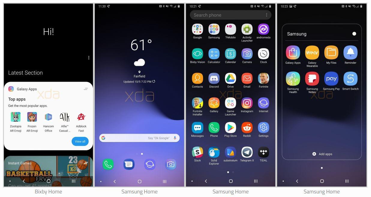 Первый взгляд на интерфейс Android 9 0 Pie на смартфоне