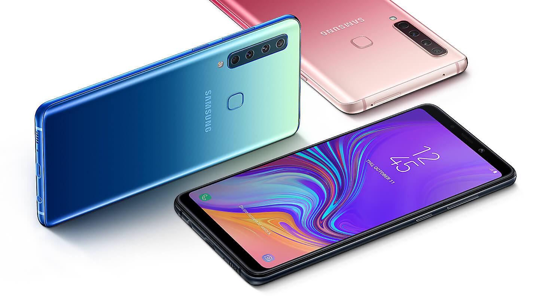 Первый в мире четырехкамерный смартфон Samsung Galaxy A9 представлен раньше чем было запланировано