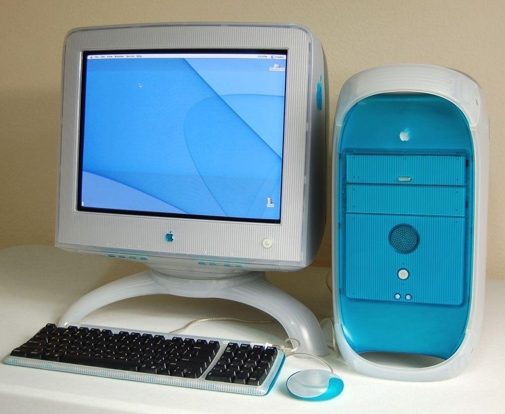 Объемы продаж компьютеров Apple уменьшились