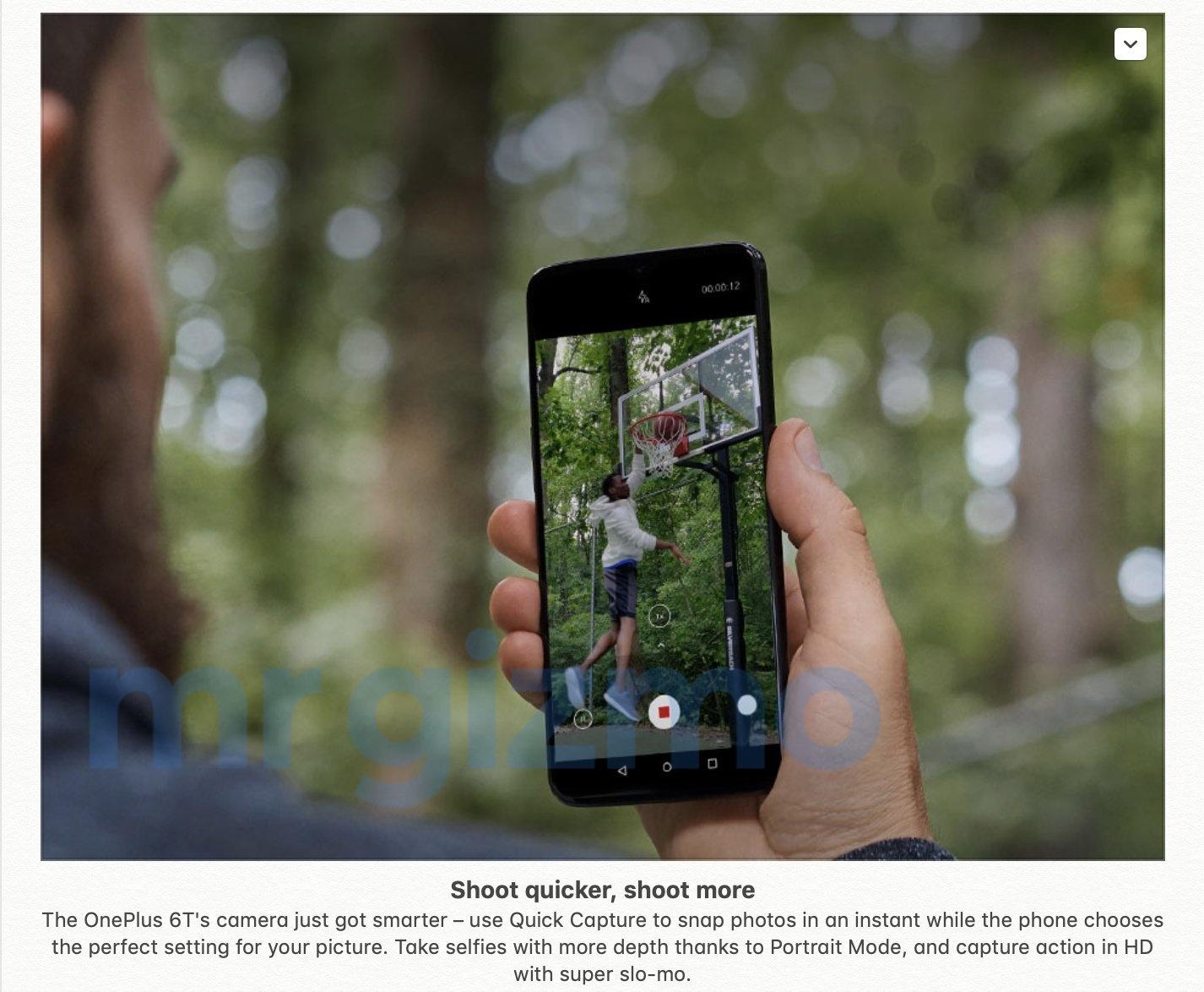Флагманский смартфон OnePlus 6T представлен официально