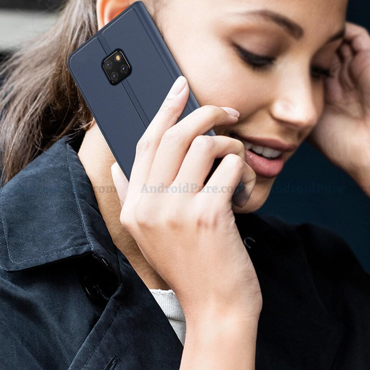 Huawei Mate 20 впервые показали на качественных официальных рендерах - Hi-Tech Mail.Ru