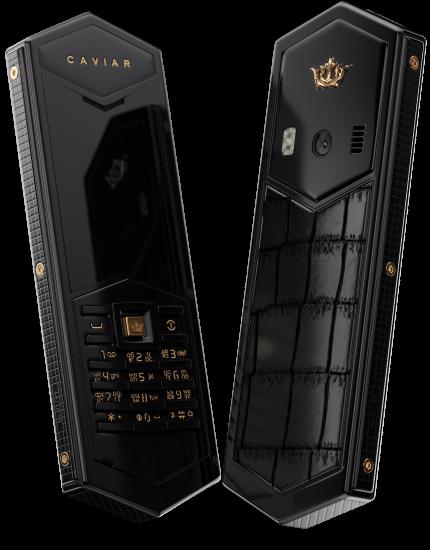 0cb6591f6159 В России выпущен «царский» кнопочный телефон 2007 года по цене от 179 тысяч  рублей