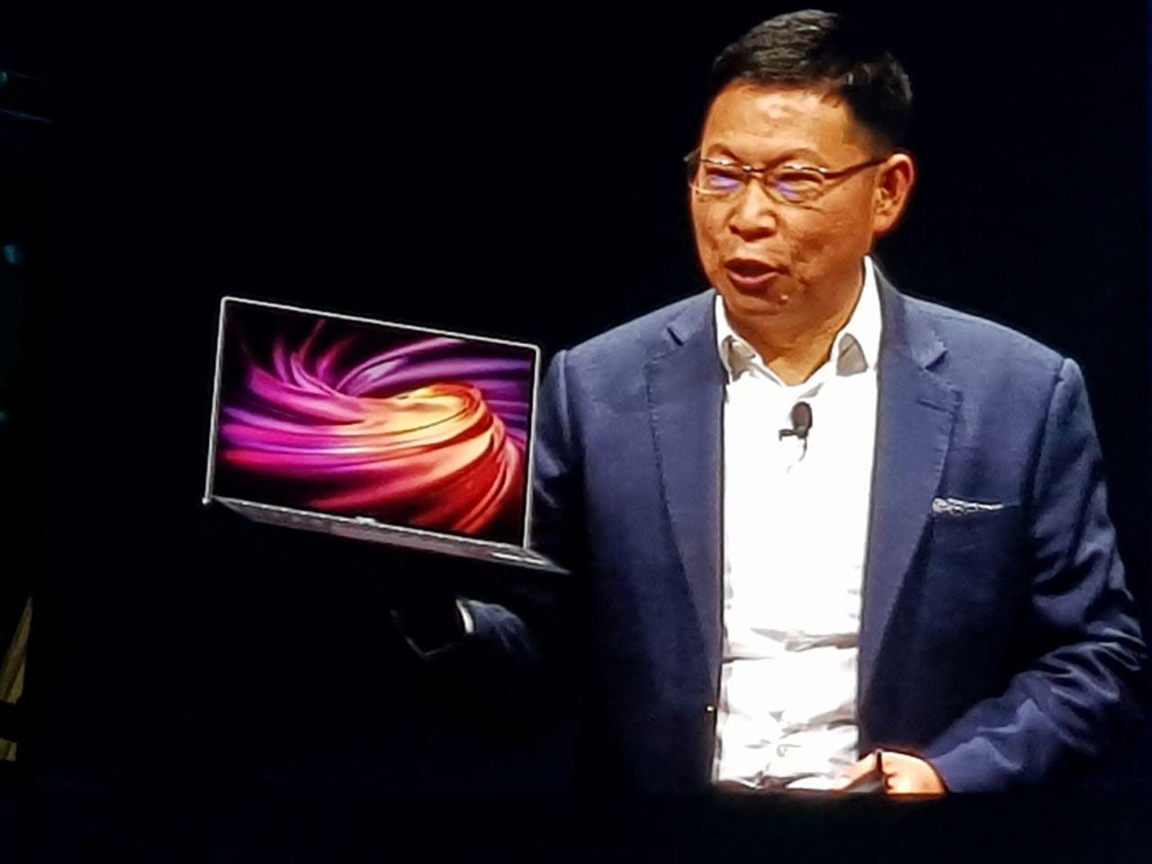 Huawei представила флагманский ноутбук MateBook XPro обновленного поколения