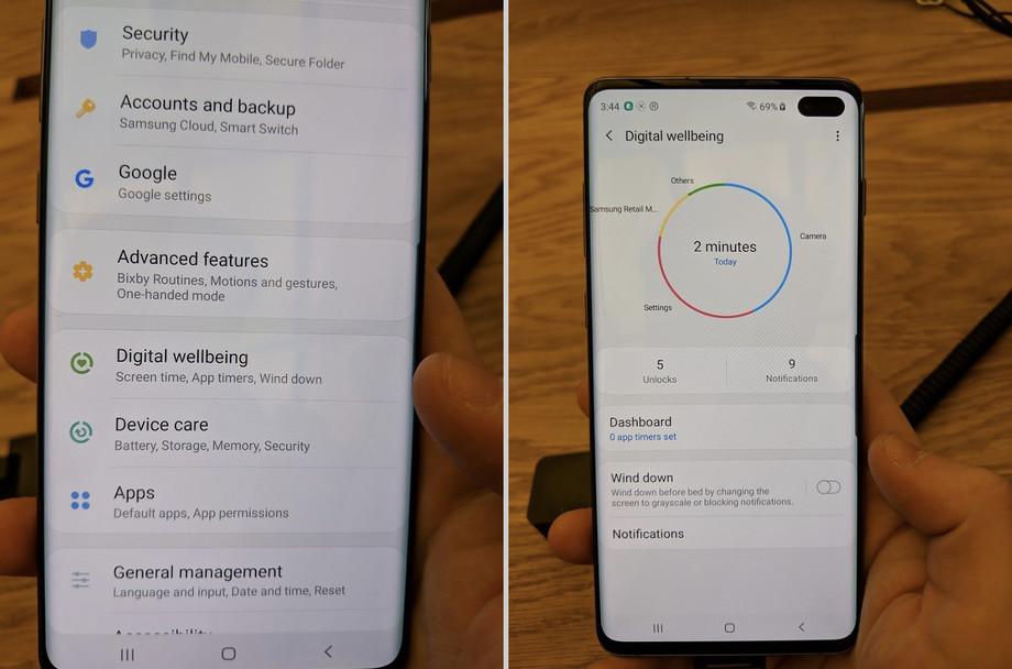 Одни из первых. Смартфоны Samsung Galaxy S10 получили уникальную функцию Google Pixel