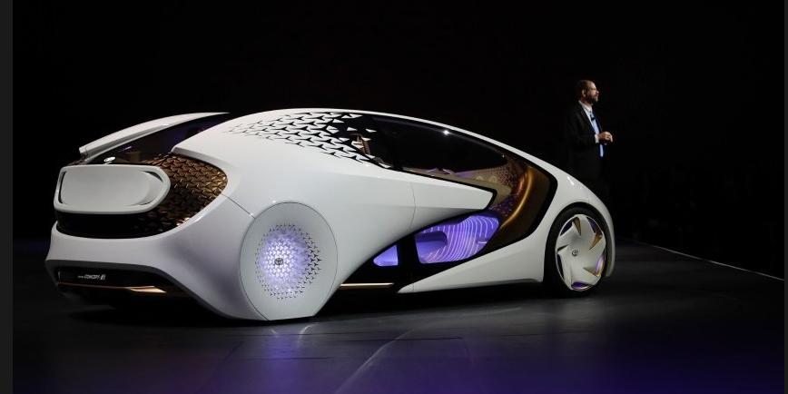 Проект Apple Project Titan, может быть, готовит квыпуску электрофургон