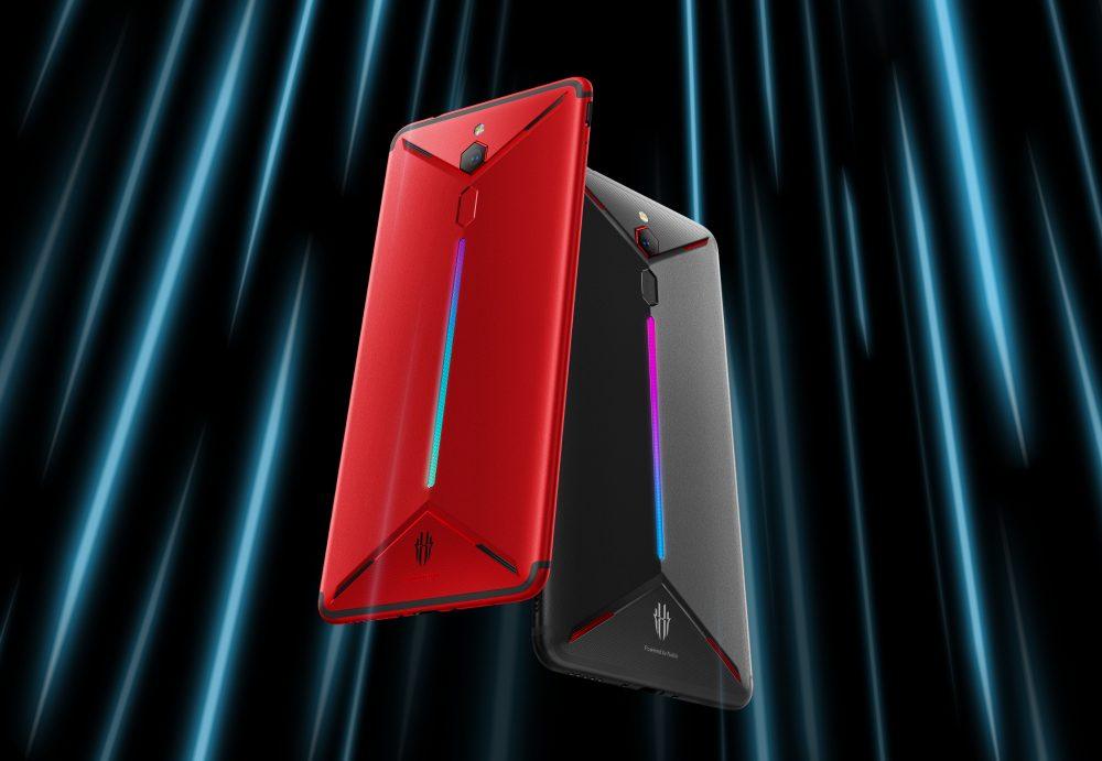 Игровой смартфон ZTE Nubia Red Magic Mars выходит за пределы Китая