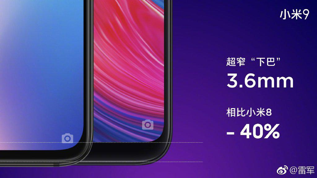 Xiaomi: Mi9— первый показ Snapdragon 855