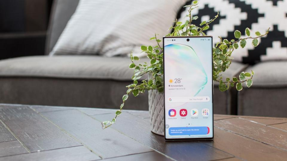 Image result for Galaxy Note 10 Lite product pictures  - HD Images