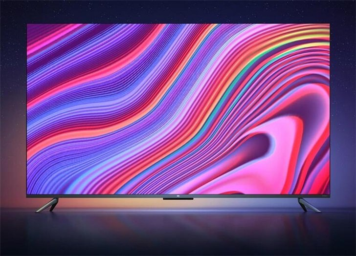 Стартовали продажи умных телевизоров Xiaomi Mi TV 5 Pro