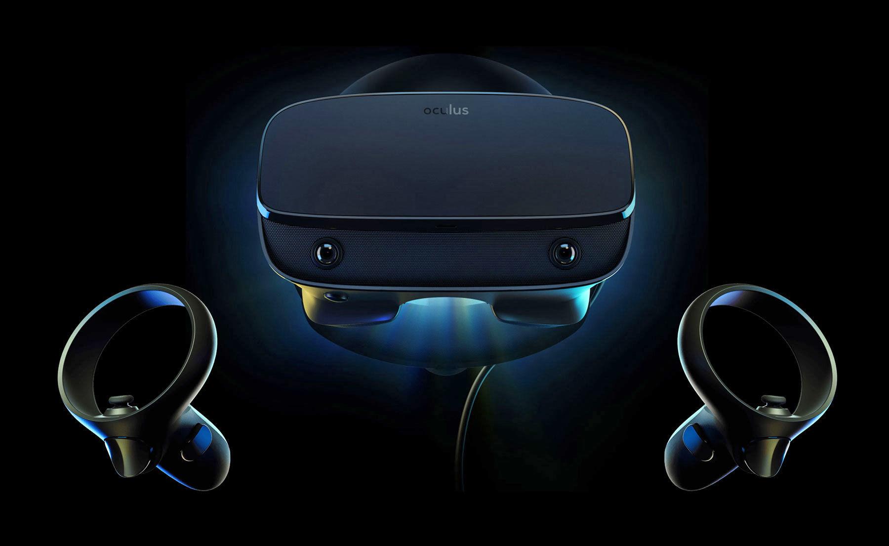 Oculus представила шлем виртуальной реальности Rift S— совстроенной системой отслеживания