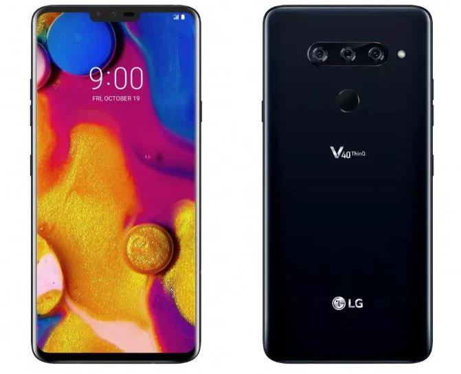 LG обновит смартфоны V30, V35 и V40 ThinQ до Android 9 0 Pie