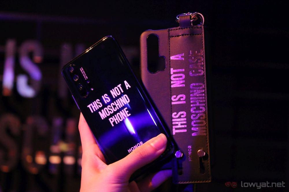 Смартфоны Honor 20 получили эксклюзивную тему оформления