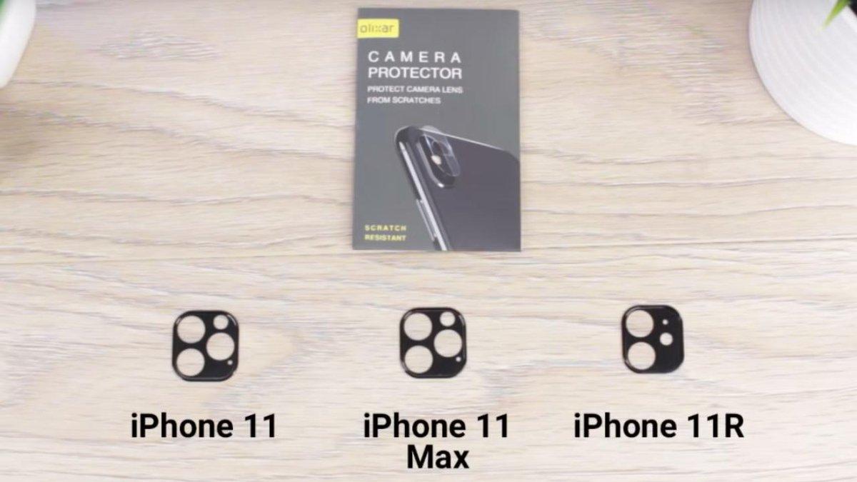 замена защитного стекла камеры iphone 5