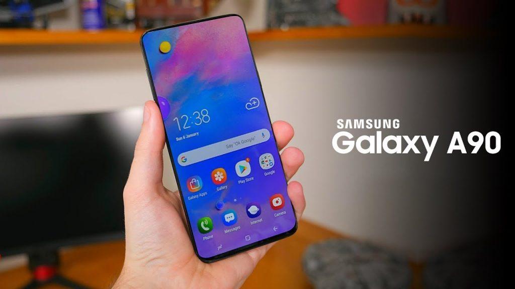 Картинки по запросу Samsung Galaxy A90