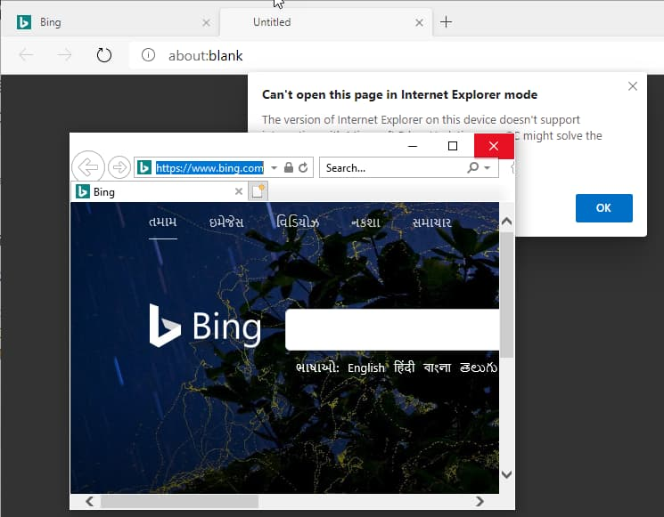 Не так, как было обещано  Браузер Microsoft Edge на базе