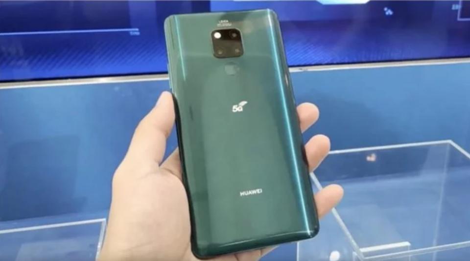 Ещё один рекорд. Huawei готова выпустить новую версию Mate 20X