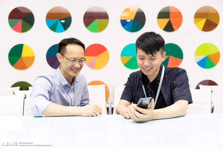 Вглобальной web-сети обнародованы рендеры телефона Xiaomi Mi10