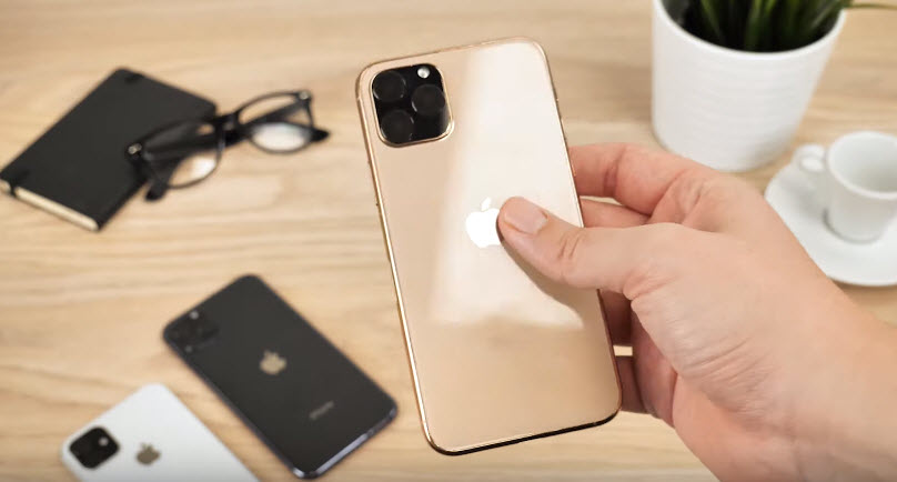 How Real The Iphone Xi Xi R And Xi Max Layouts Are Studied