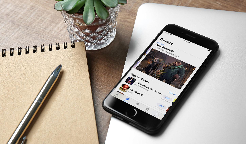 Названы самые популярные приложения имобильные игры