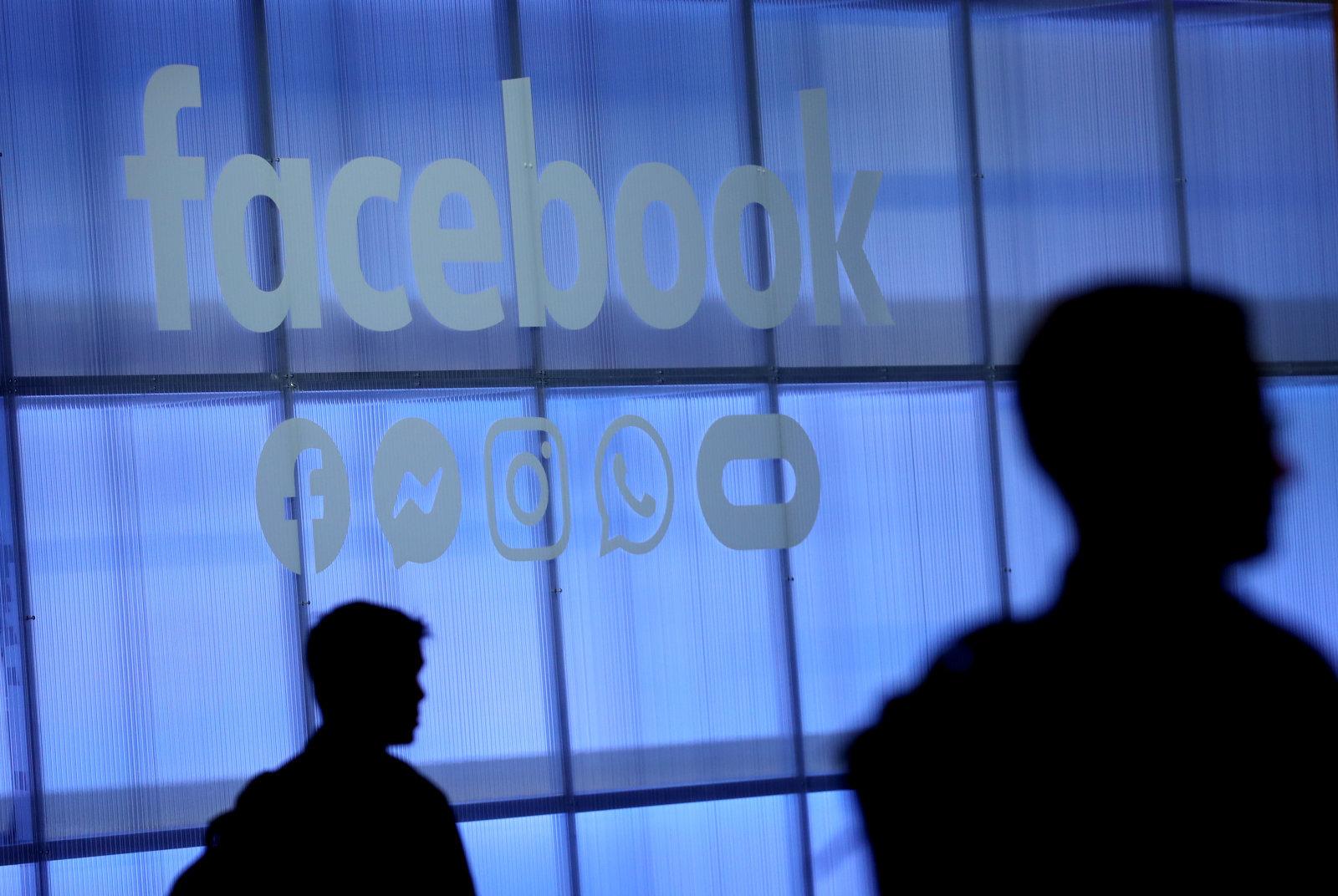 ВСША фейсбук  оштрафовали на5 млрд долларов