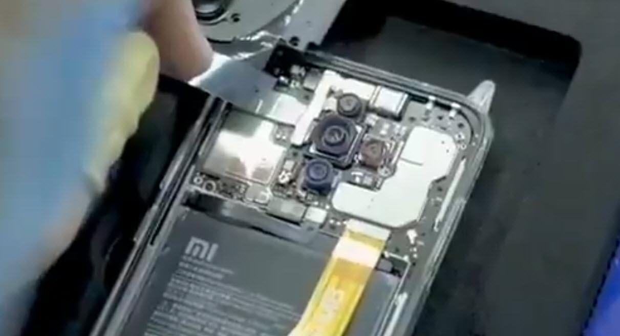 Вице-президент Xiaomi продемонстрировал Redmi Note 8 навидео