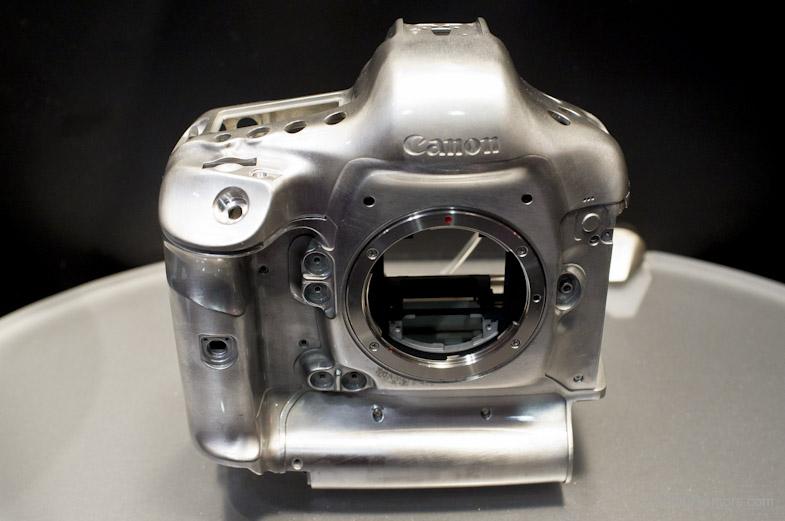 как довести корпус фотоаппарата до блеска созданный