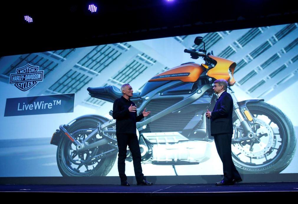Harley-Davidson остановила производство электромотоциклов из-за сложностей сзарядкой