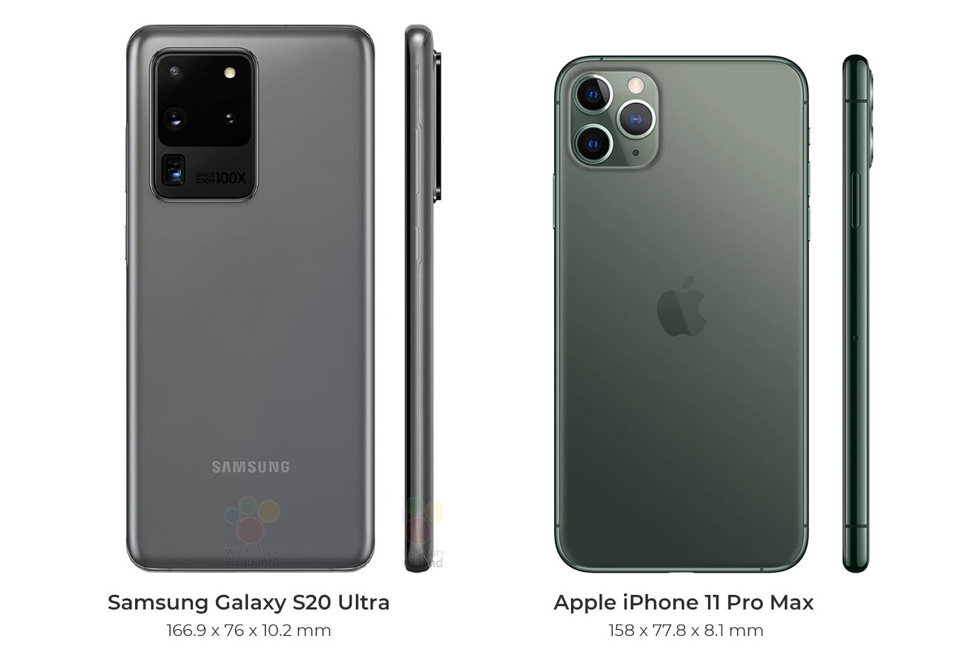 iPhone X vs Samsung Galaxy Note 9: Comparison review - Macworld UK | 936x1406