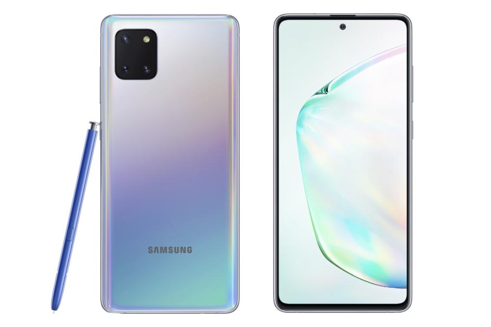 "Картинки по запросу ""Огляд смартфону Samsung Galaxy Note10 Lite"""
